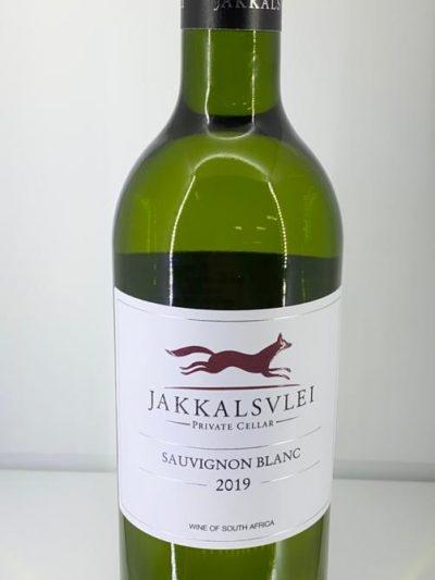 Jakkalsvlei Sauvignon Blanc 2019