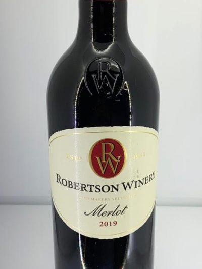 Robertson Winery Merlot 2019