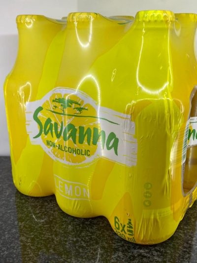 Savanna Non-Alcoholic Lemon