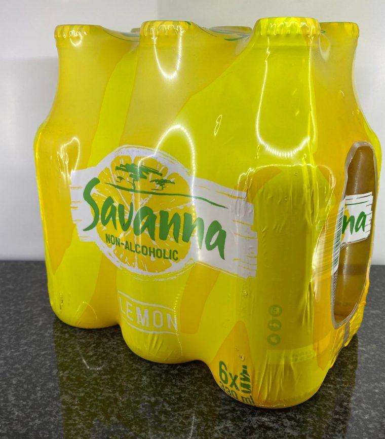 Savanna Non-Alcoholic Lemon