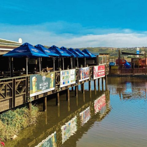 De Dekke Restaurant, Sports Bar & Entertainment Venue in Kleinbrakriver, Mossel Bay